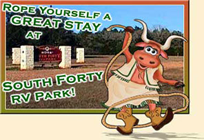 South Forty RV Park - Giddings